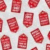 Henry Glass Holiday Traditions - Holiday Tags - Gray