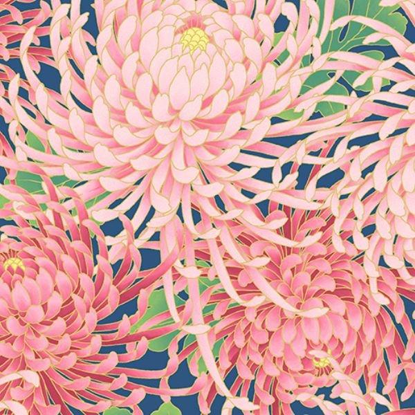 Mandalay Pink Spider Mums