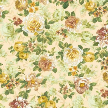 Andover Fabrics Wihelmeana's Garden