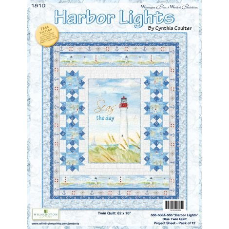 Harbor Lights Quilt Kit