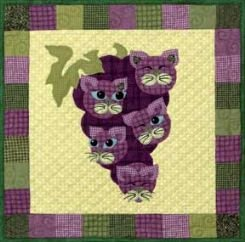 Concord Kitties Pattern Only STQ81
