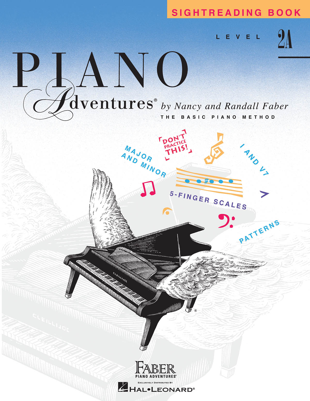 Faber Piano Adventures, Sightreading Book, Level 2A