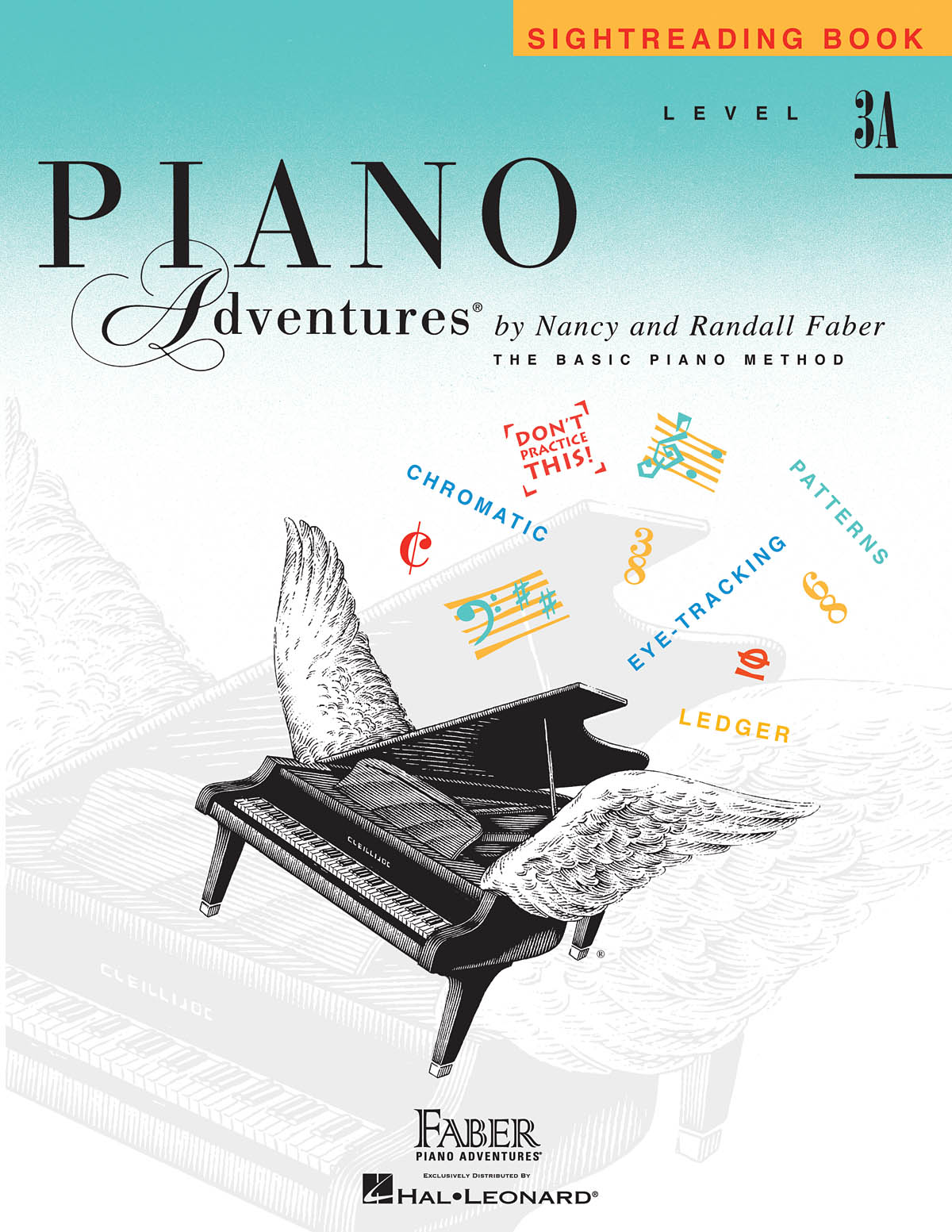 Faber Piano Adventures, Sightreading Book, Level 3A