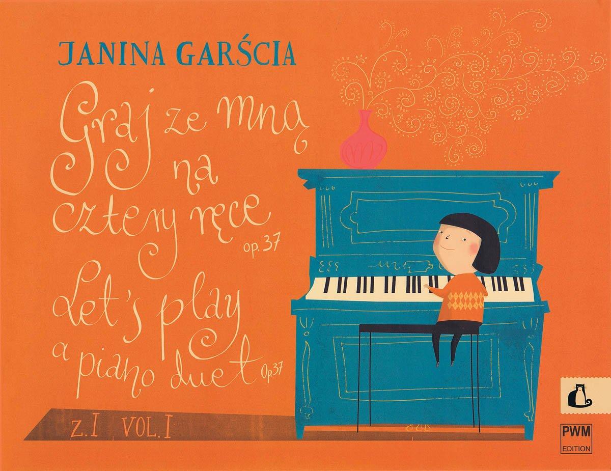 Let's Play a Piano Duet Op. 37 Vol. 1 (5)