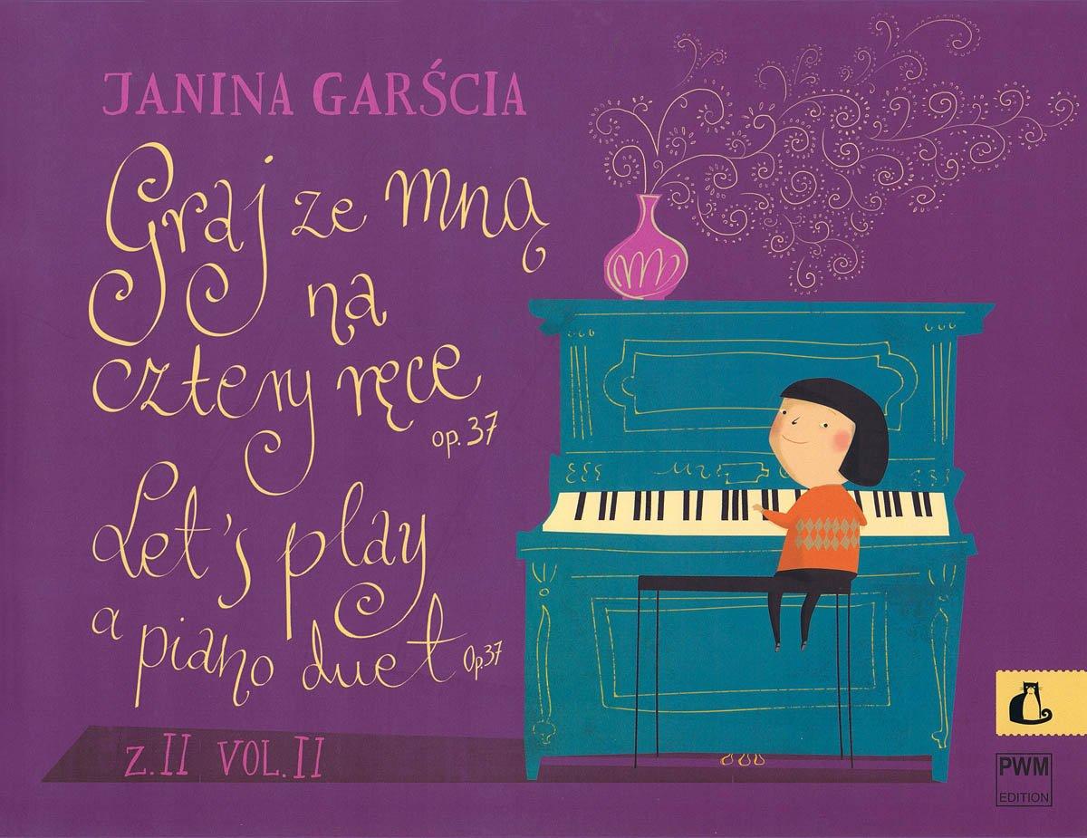 Let's Play a Piano Duet Op. 37 Vol. 2 (5)