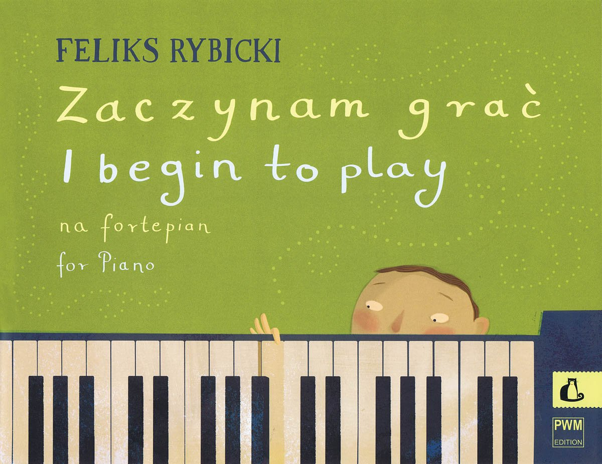 I Begin to Play for Piano