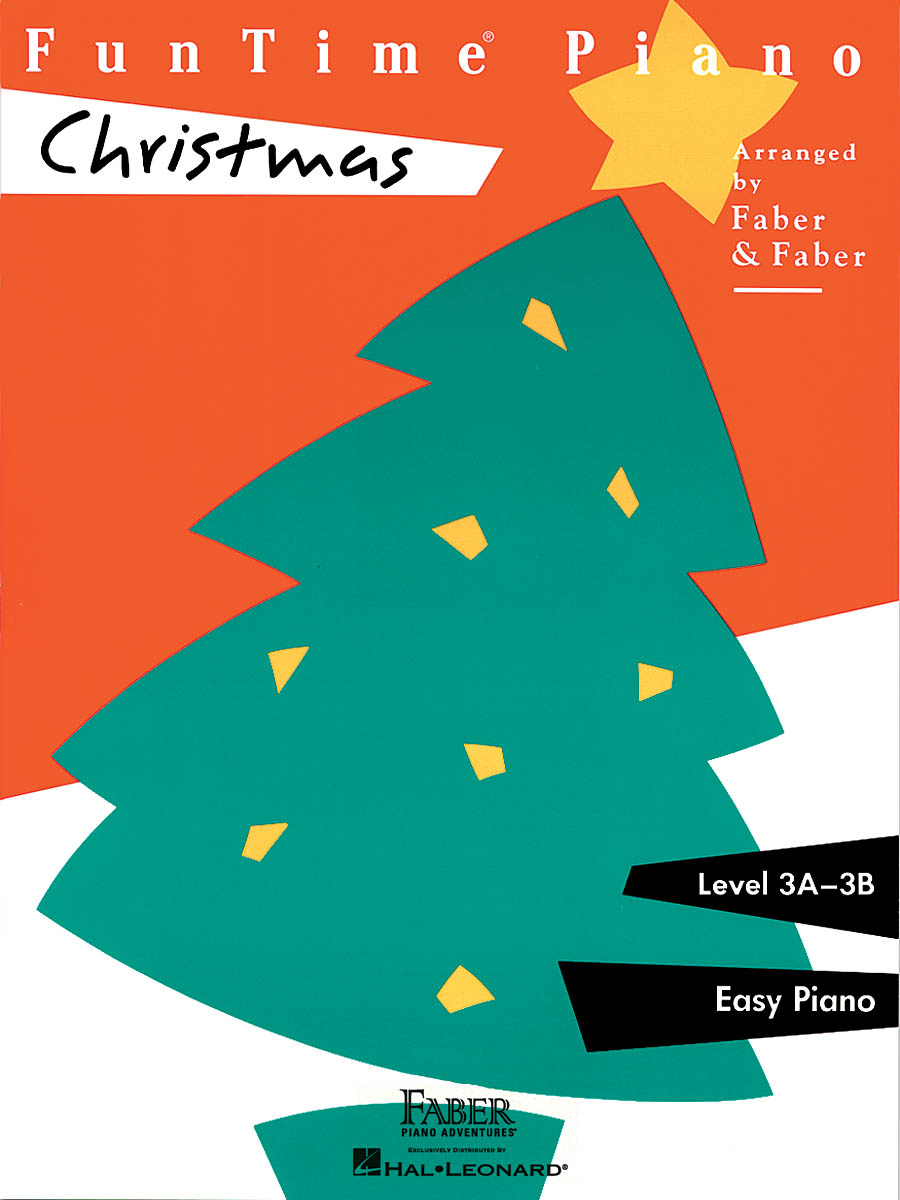 Faber FunTime Christmas (Level 3A-3B)