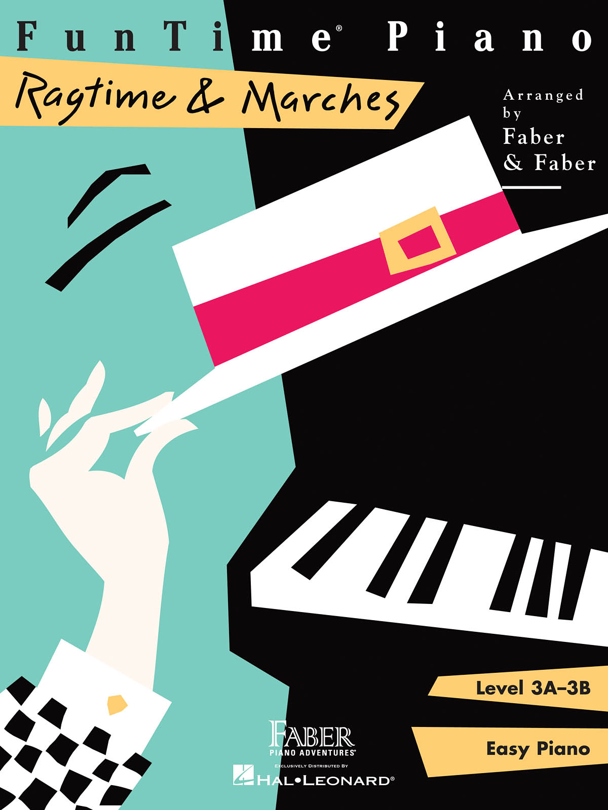Faber FunTime Ragtime and Marches (Level 3A-3B)