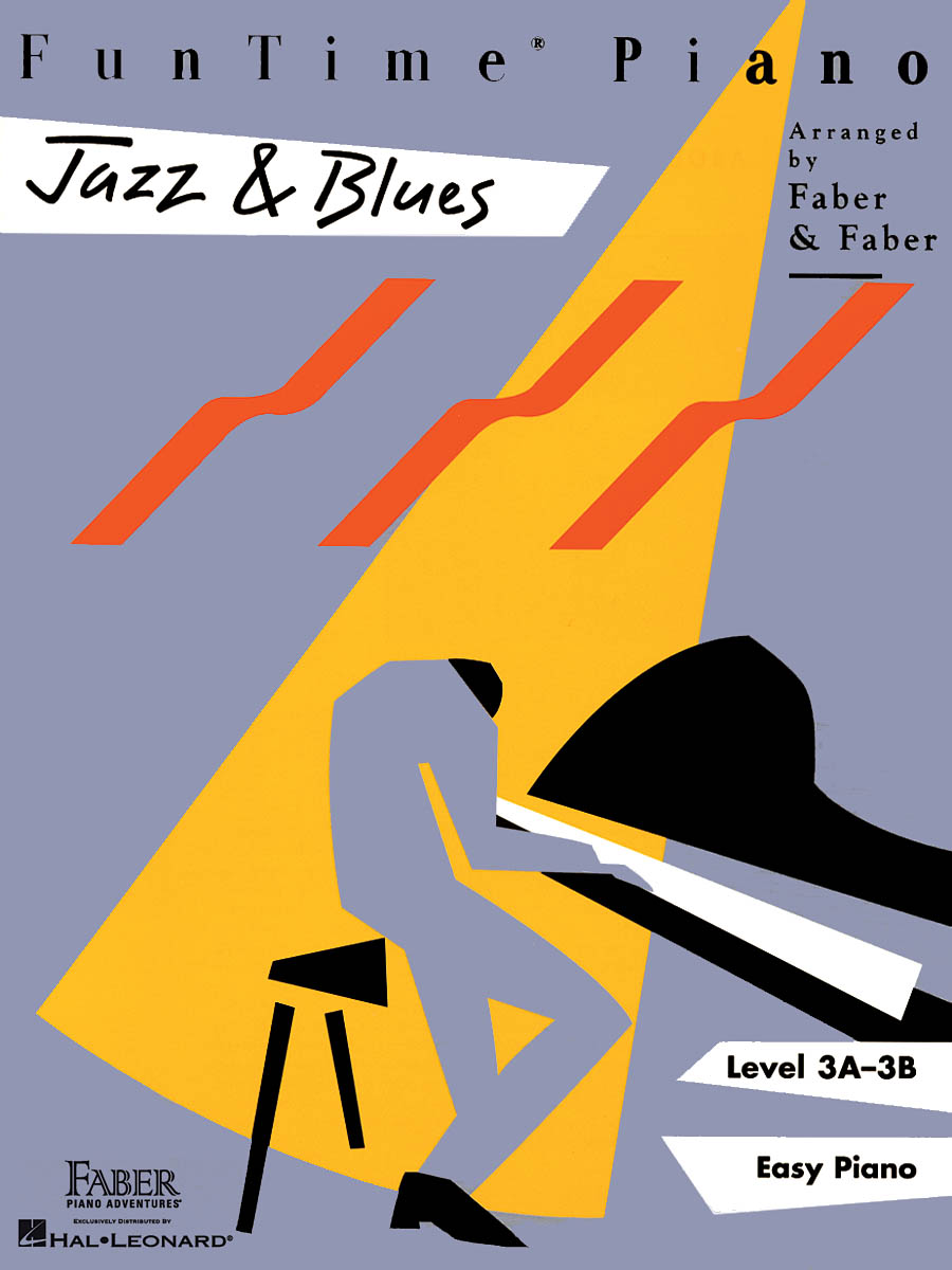 Faber FunTime Jazz & Blues (Level 3A-3B)