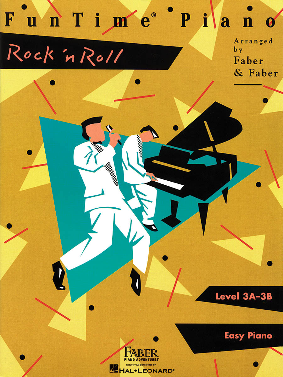 Faber FunTime Rock 'n' Roll (Level 3A-3B)