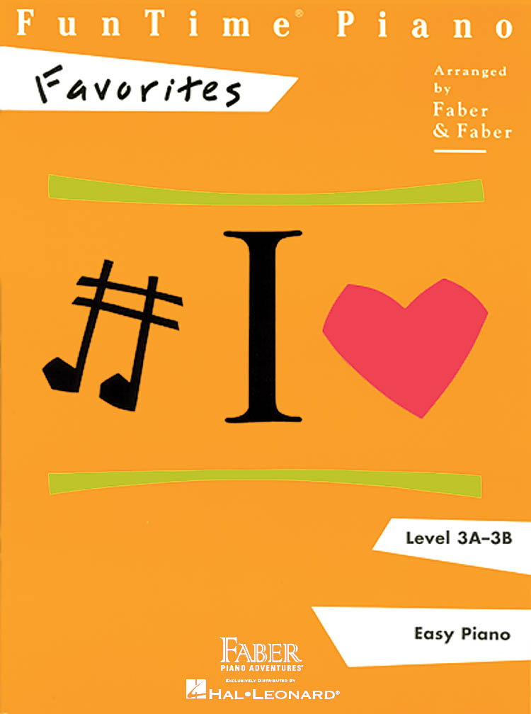 Faber FunTime Favorites (Level 3A-3B)