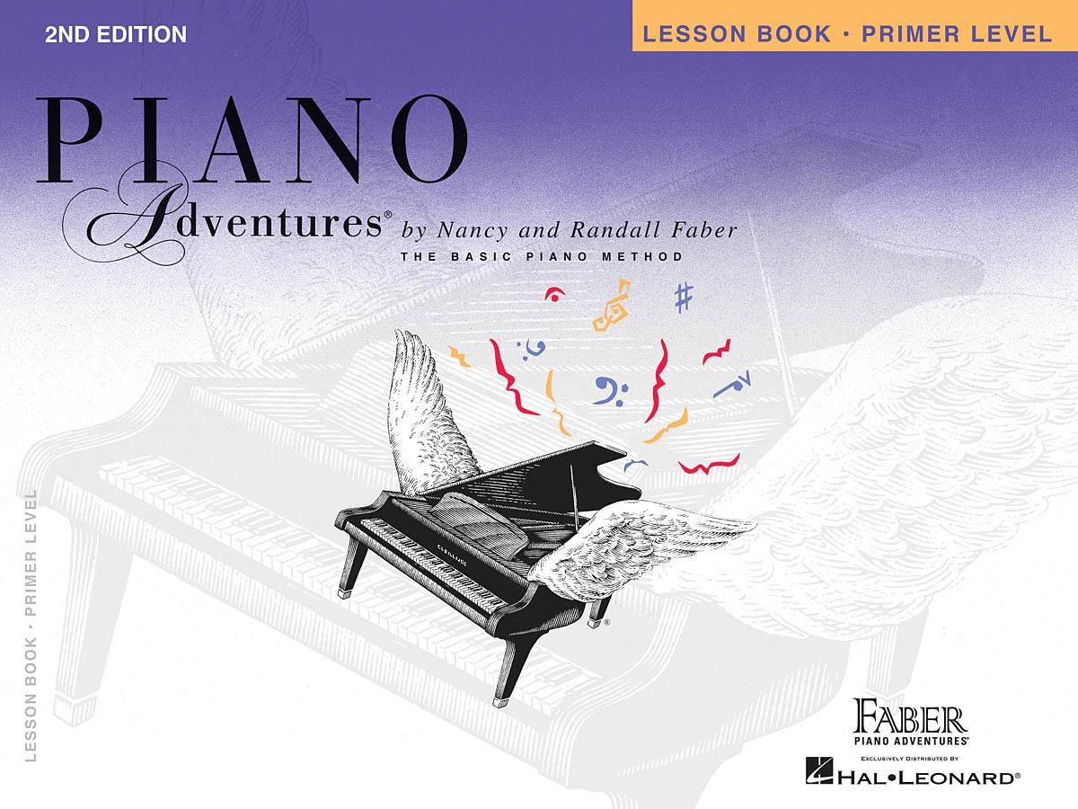 Faber Piano Adventures, Lesson Book, Primer Level