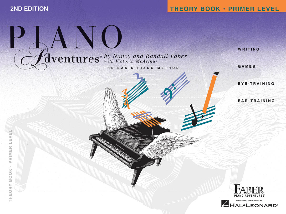 Faber Piano Adventures, Theory Book, Primer Level