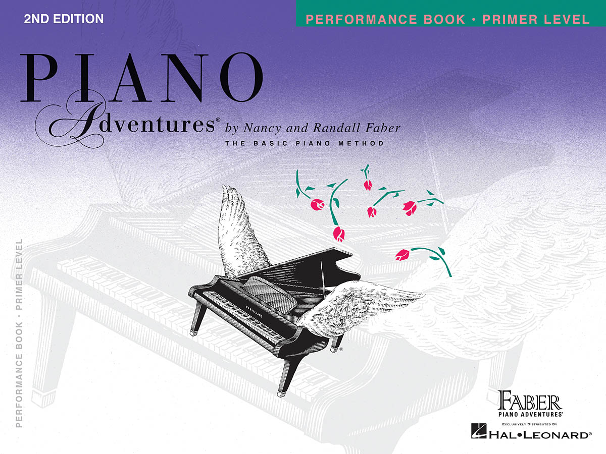 Faber Piano Adventures, Performance Book, Primer Level