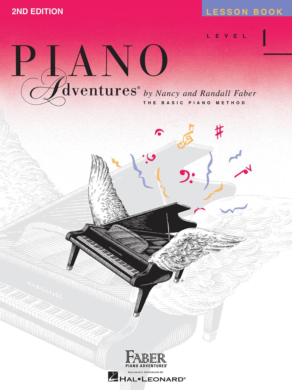 Faber Piano Adventures, Lesson Book, Level 1