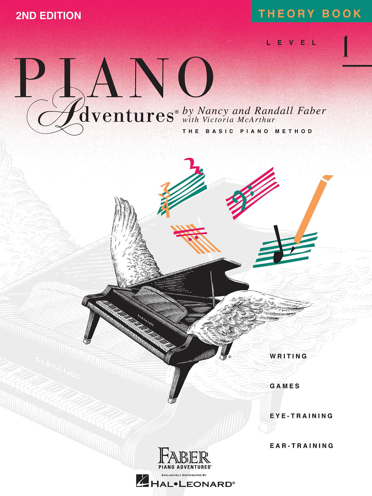 Faber Piano Adventures, Theory Book, Level 1