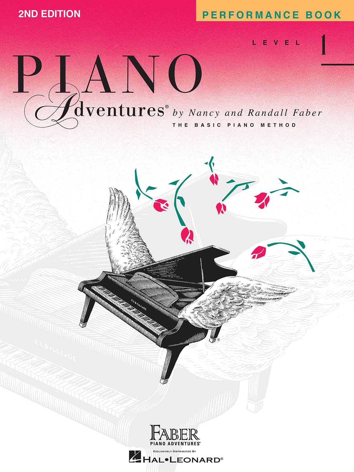 Faber Piano Adventures, Performance Book, Level 1