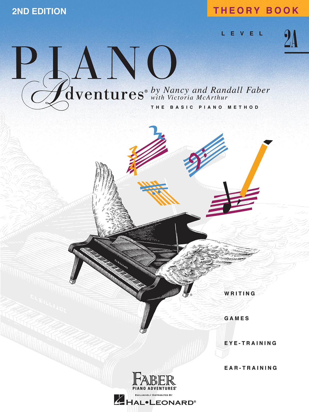 Faber Piano Adventures, Theory Book, Level 2A