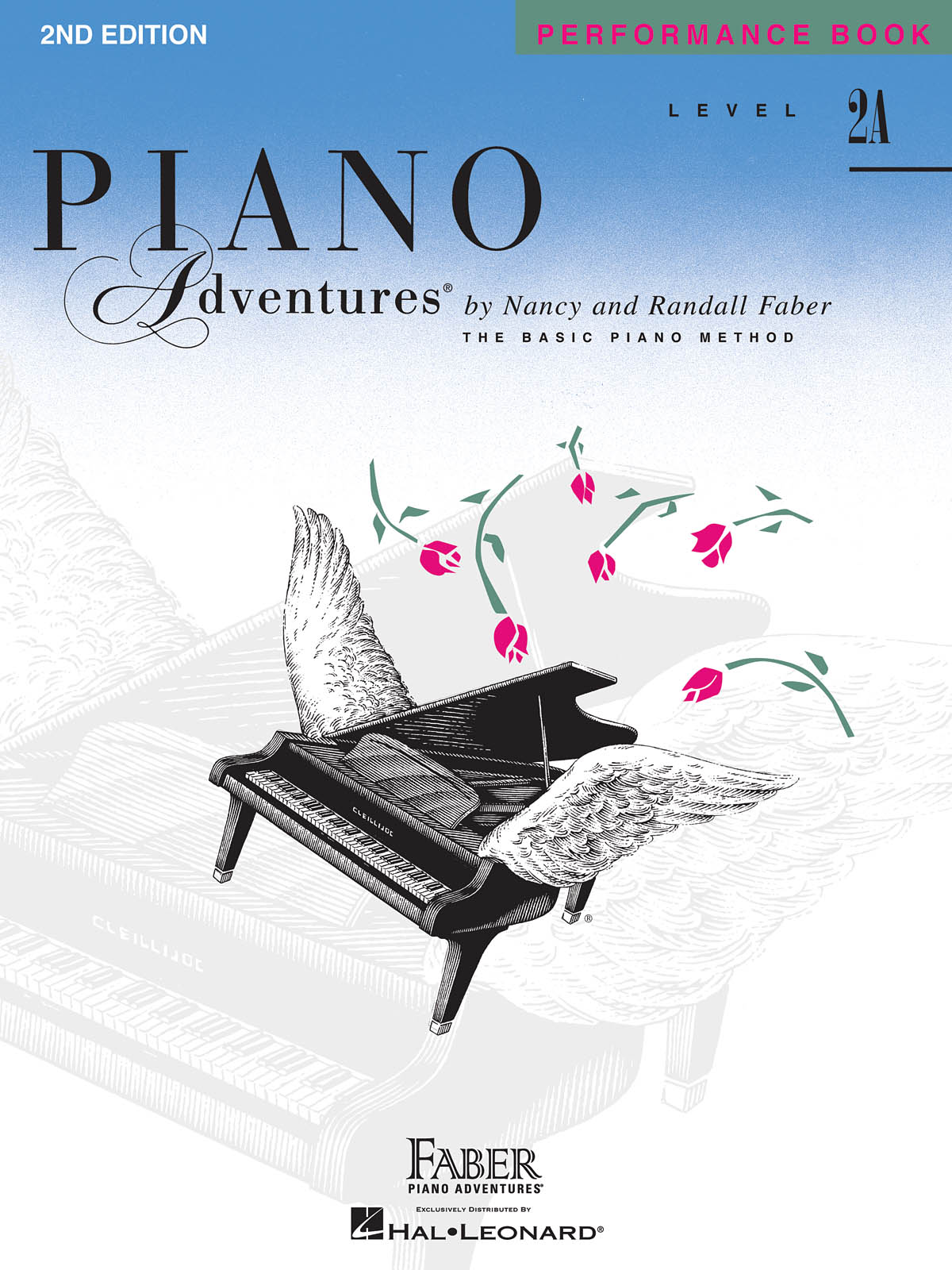 Faber Piano Adventures, Performance Book, Level 2A