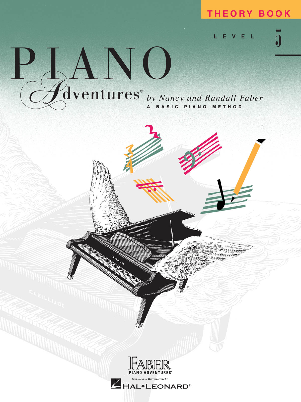 Faber Piano Adventures, Theory Book, Level 5