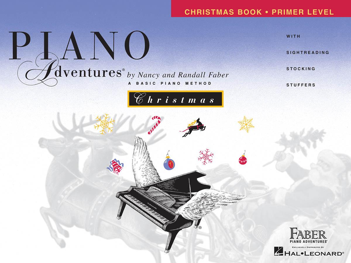 Faber Piano Adventures, Christmas Book Primer Level