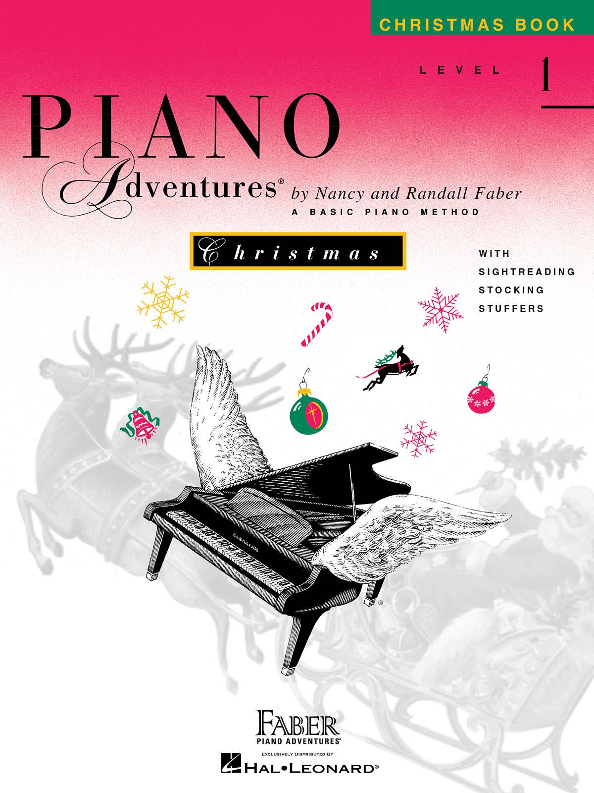 Faber Piano Adventures, Christmas Book, Level 1