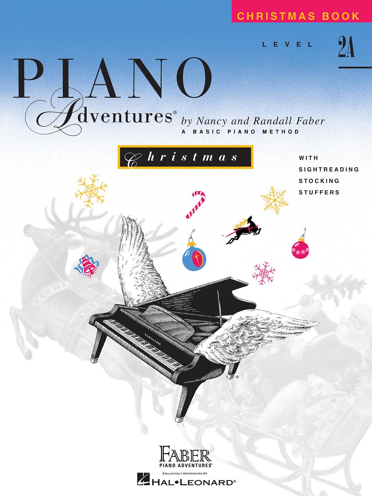Faber Piano Adventures, Christmas Book, Level 2A