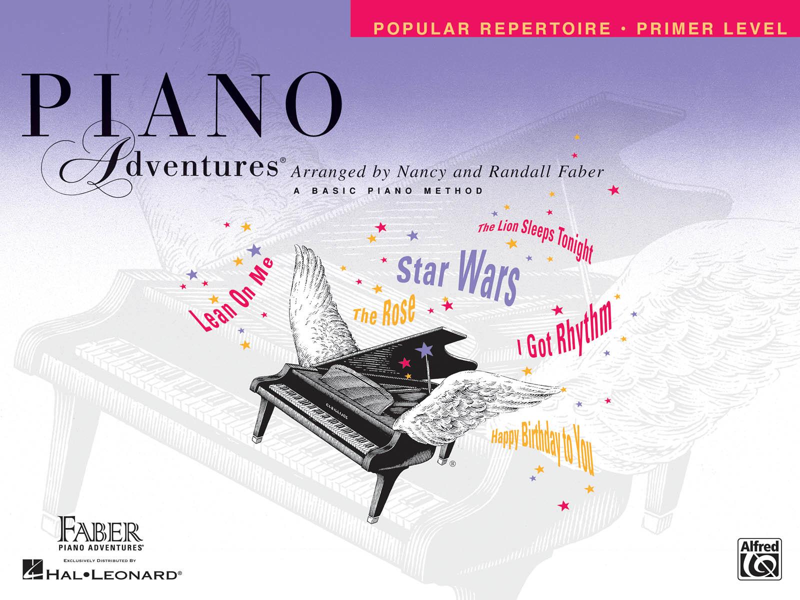 Faber Piano Adventures, Popular Repertoire, Primer Level