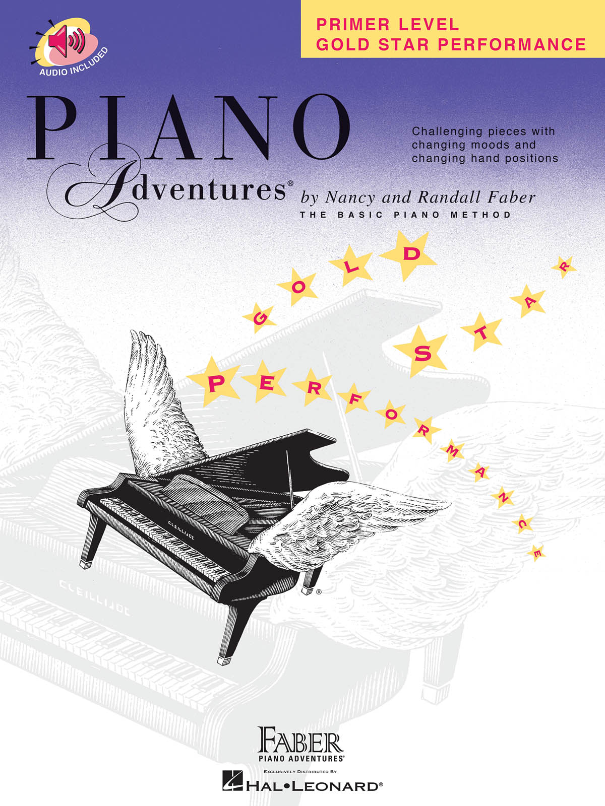 Faber Piano Adventures, Gold Star Performance, Primer