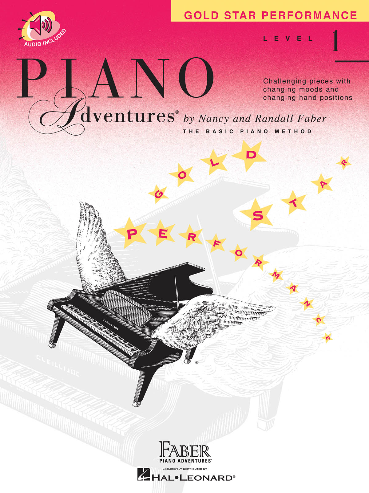 Faber Piano Adventures, Gold Star Performance, Level 1
