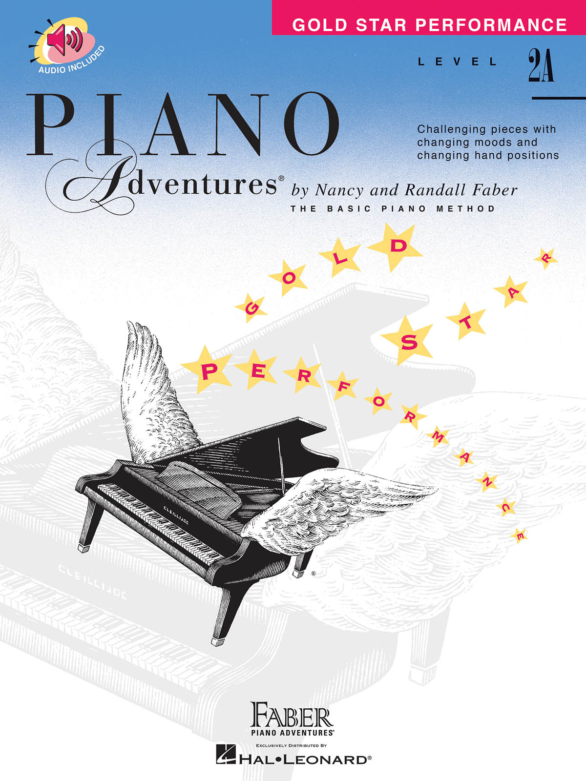 Faber Piano Adventures, Gold Star Performance, Level 2A