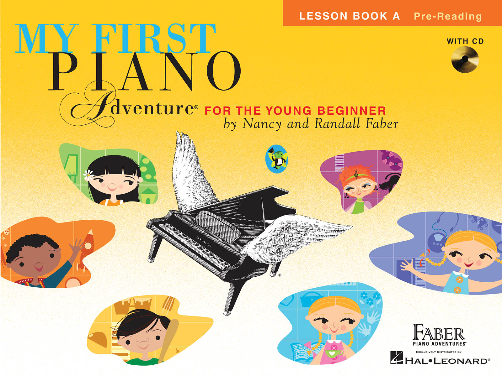 My First Piano Adventure Lesson Book A, Pre-Reading