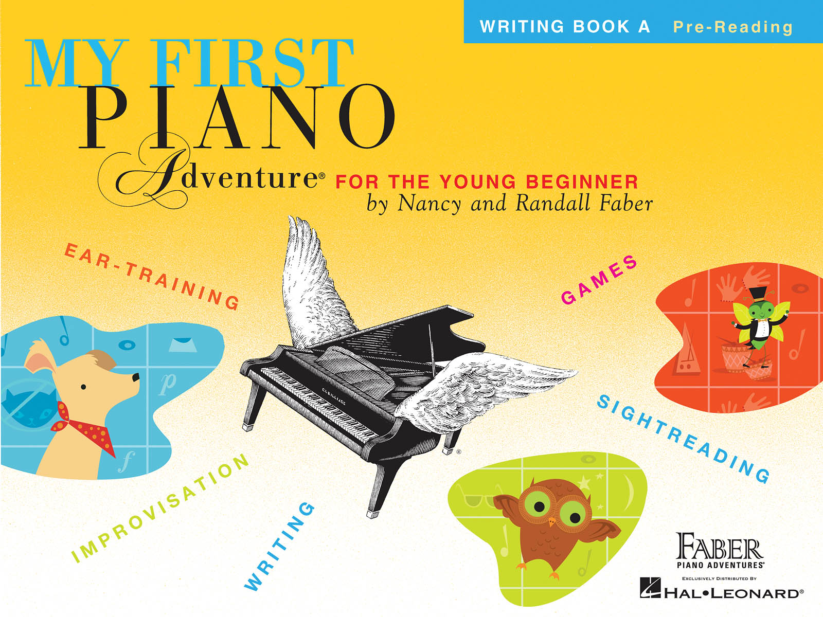 My First Piano Adventure Writing Book A, Pre-Reading