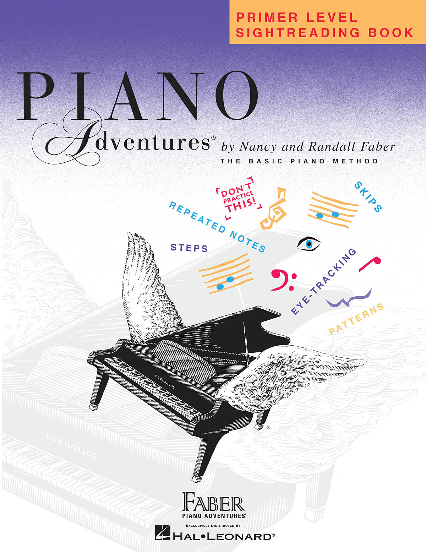 Faber Piano Adventures, Sightreading Book, Primer