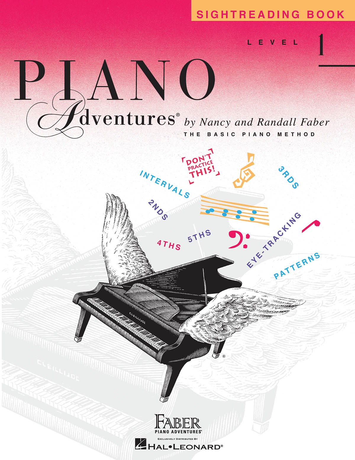 Faber Piano Adventures, Sightreading Book, Level 1