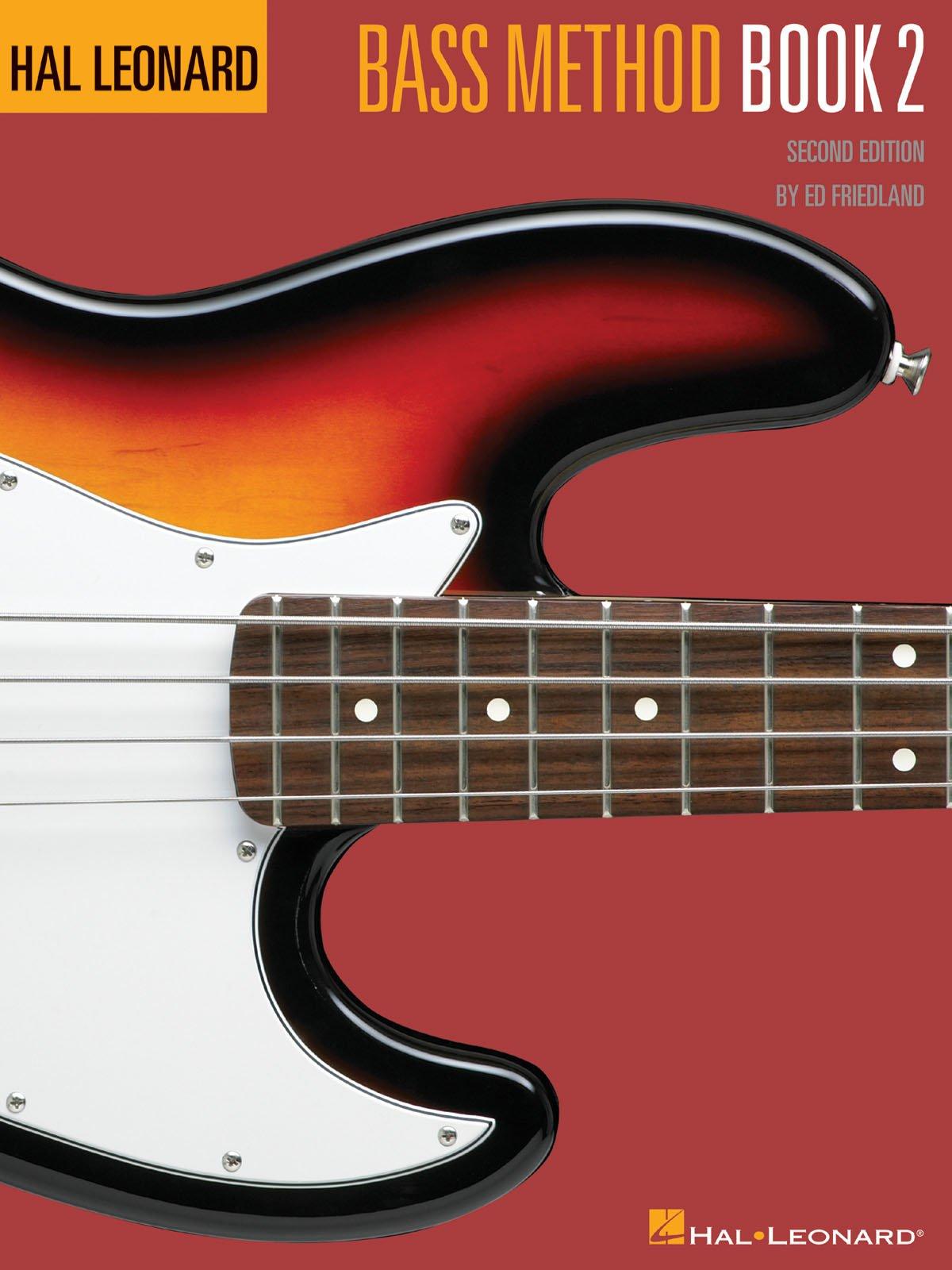 Hal Leonard Bass Method, Book 2 (2nd Edition)