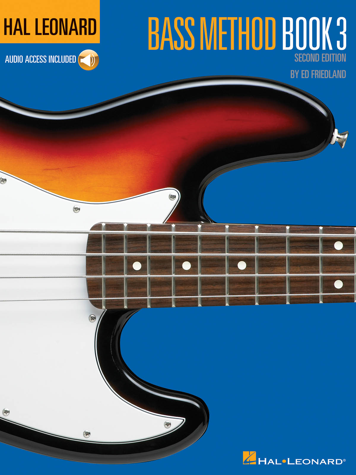 Hal Leonard Bass Method, Book 3 (2nd Edition)