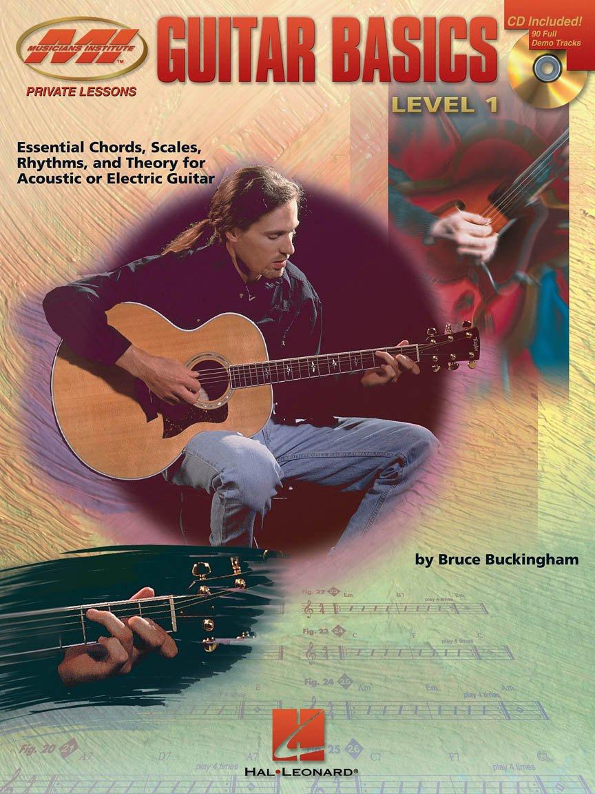 Guitar Basics - Private Lessons Series, Level 1