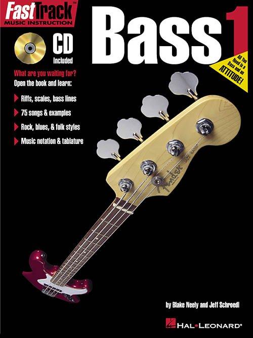 FastTrack Bass Method, Book 1