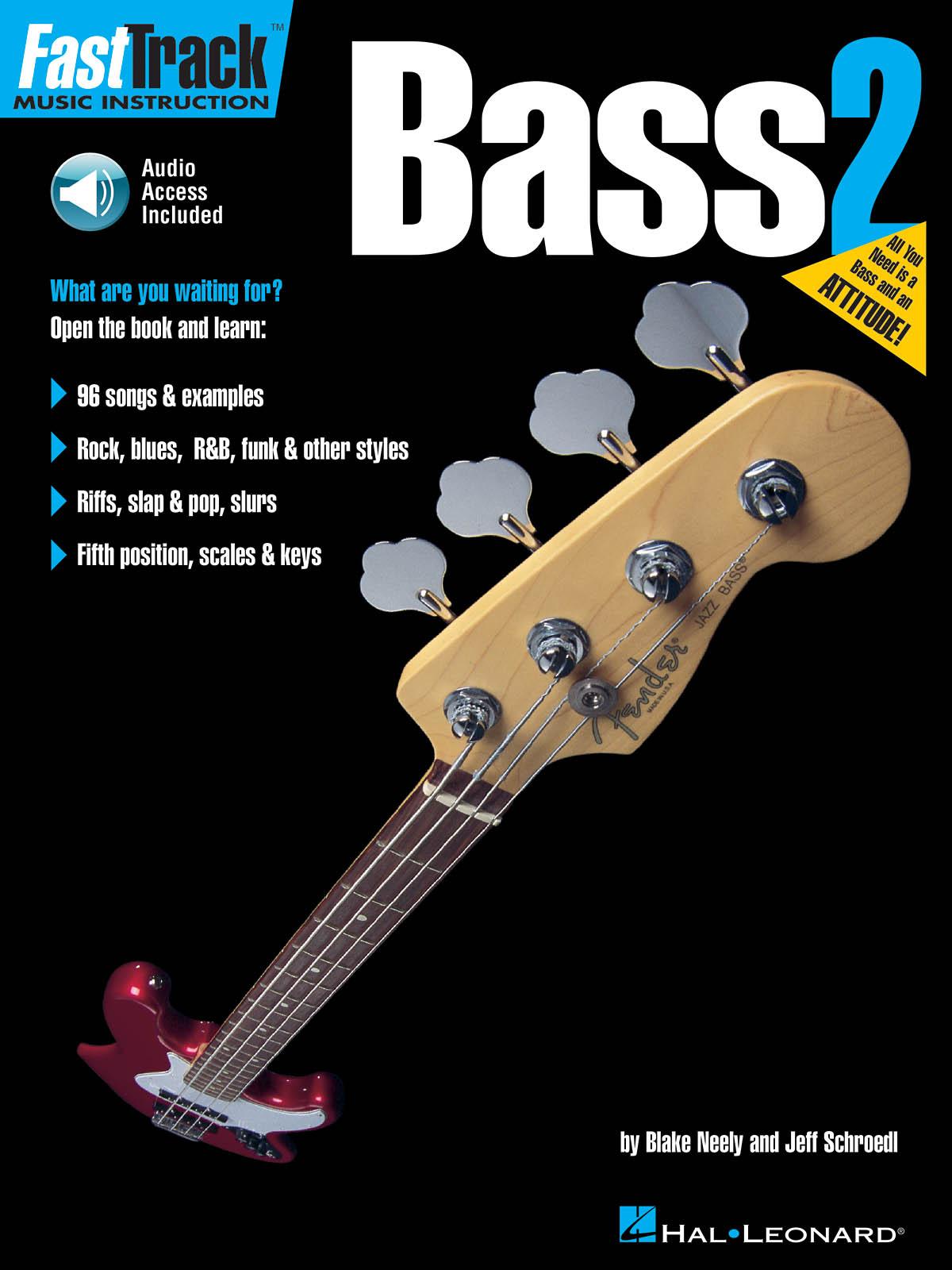 FastTrack Bass Method, Book 2