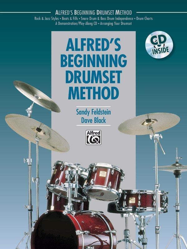 Alfred's Beginning Drumset Method (Book & CD)