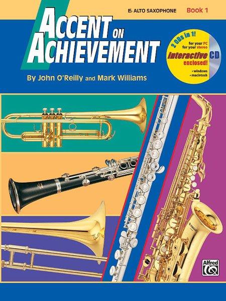 Accent on Achievement, Alto Saxophone