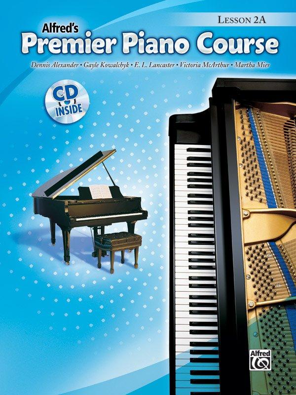 Alfred's Premier Piano Course, Lesson 2A (w/CD)