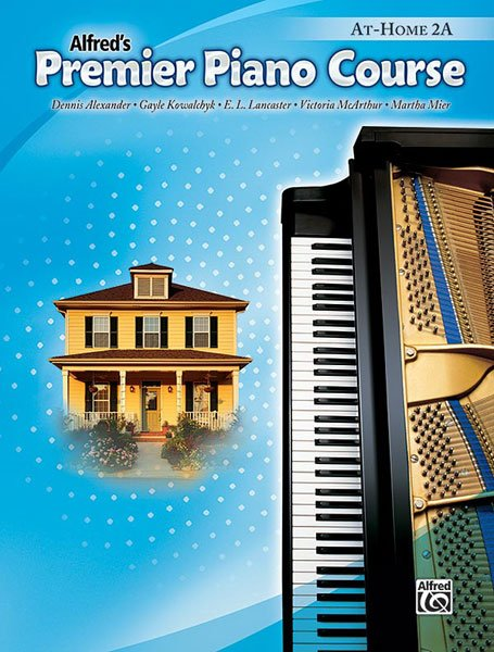 Alfred's Premier Piano Course, At-Home 2A