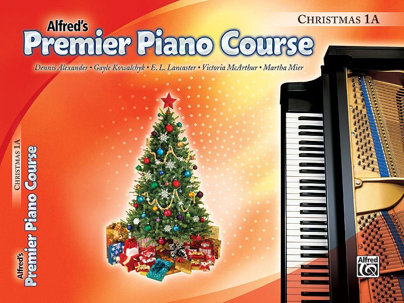 Alfred's Premier Piano Course, Christmas 1A