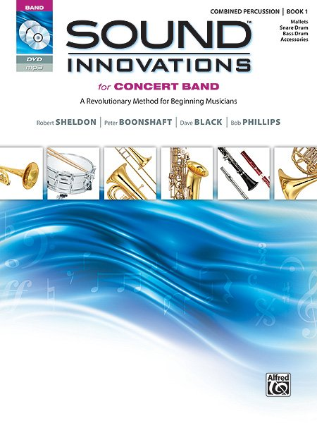 Sound Innovations for Concert Band, Combined Percussion, Book 1