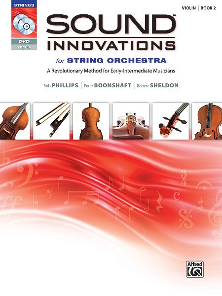 Sound Innovations for String Orchestra, Violin, Book 2