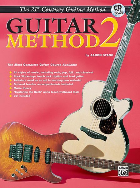Belwin's 21st Century Guitar Method 2 - w/CD