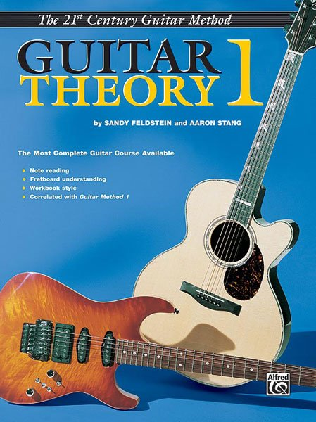 Belwin's 21st Century Guitar, Theory 1