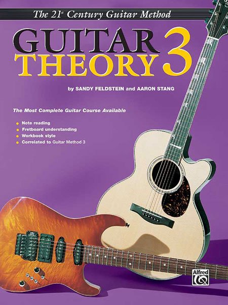 Belwin's 21st Century Guitar Theory Book 3
